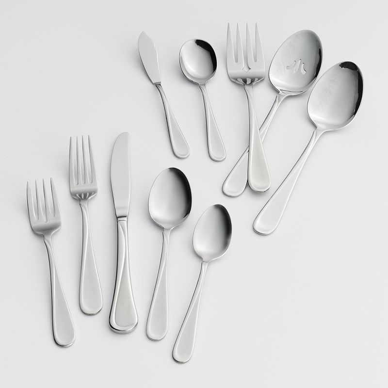 Oneida 45-pc. Flight Flatware Set