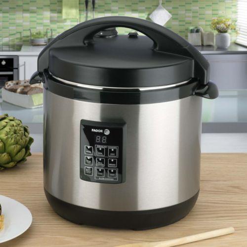 Fagor 6-qt. Electric Multi-Cooker