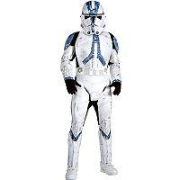 Star Wars Clone Trooper Deluxe Costume - Kids