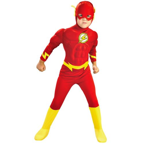 DC Comics The Flash Costume - Kids