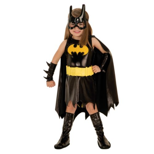 Batgirl Costume - Toddler