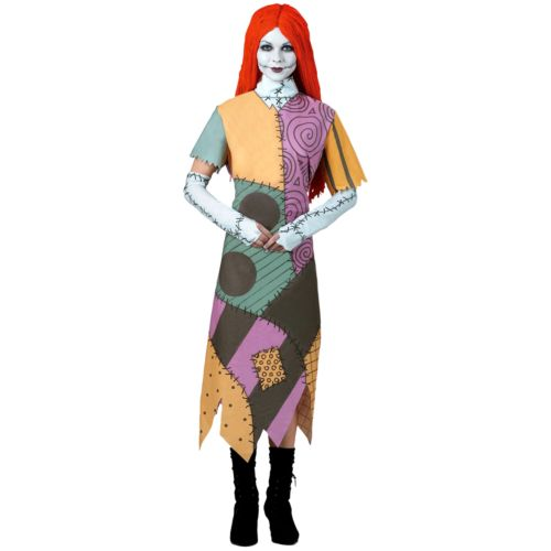 The Nightmare Before Christmas Sally Costume - Teen