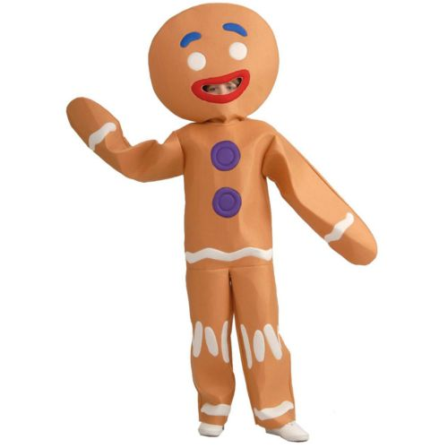 Shrek Gingerbread Man Costume - Kids