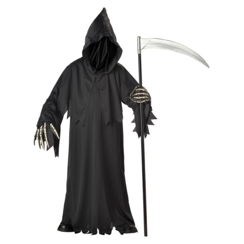 Grim Reaper Costume - Kids