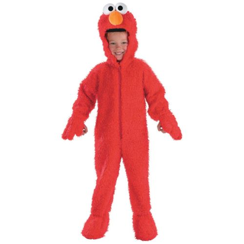 Sesame Street Elmo Costume - Toddler