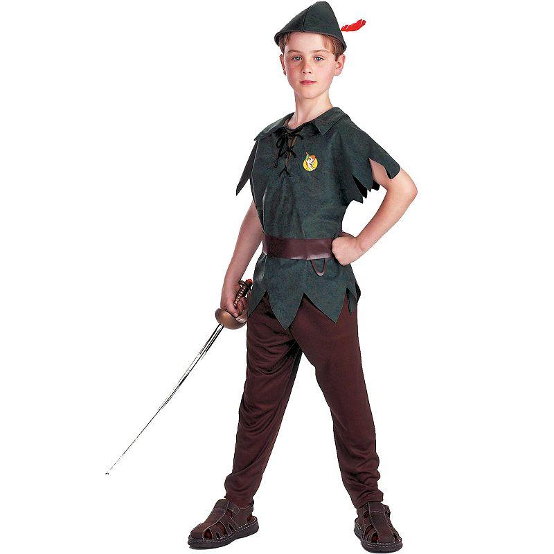 Disney Peter Pan Costume - Kids