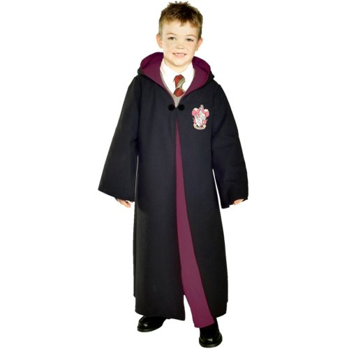 Harry Potter Kids Gryffindor Costume Robe