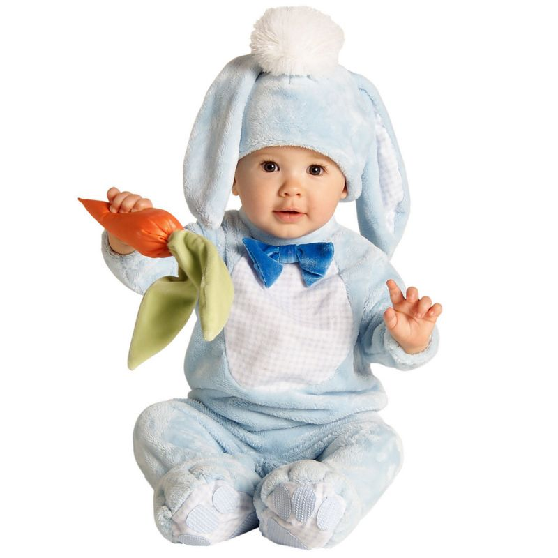 Bunny Costume - Baby, Infant Boy's, Size: 6-12MONTHS, Multicolor