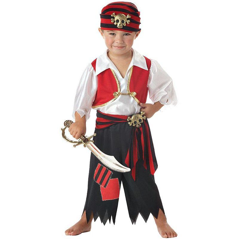 Pirate Costume - Toddler