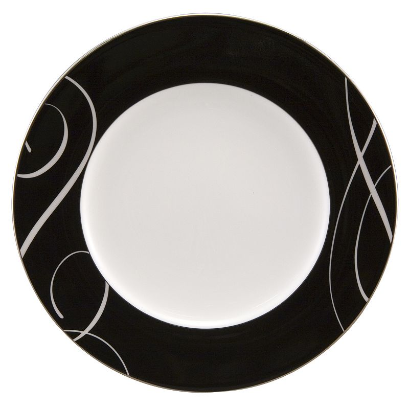 Nikko Elegant Swirl Accent Plate