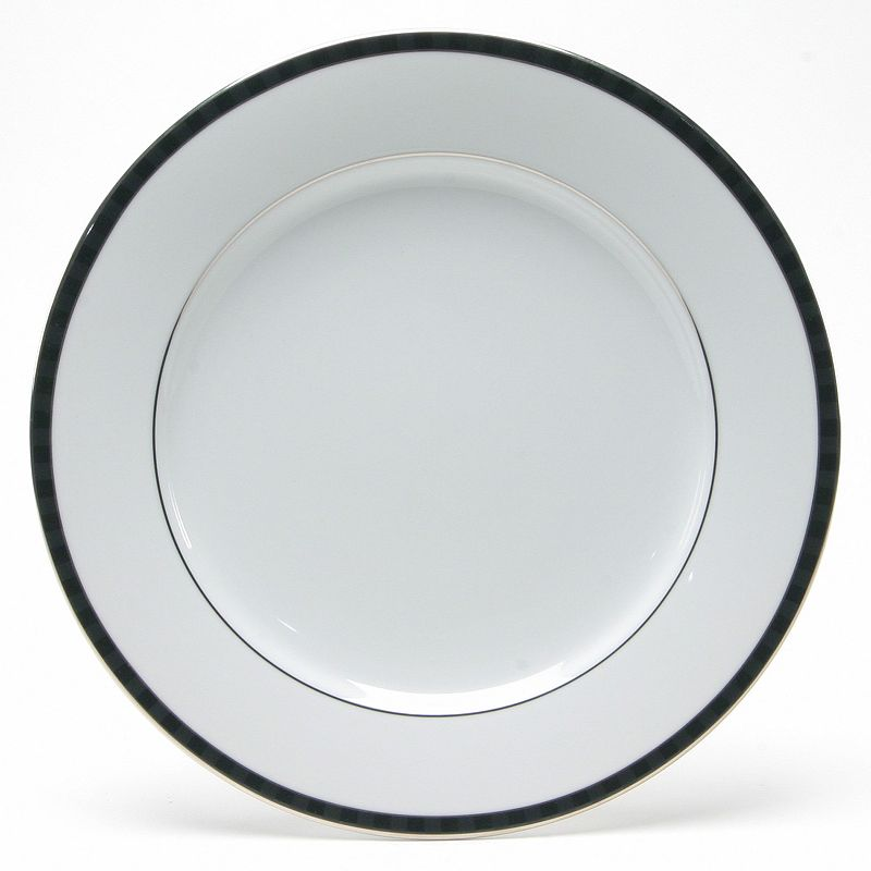 Nikko Black Tie Dinner Plate