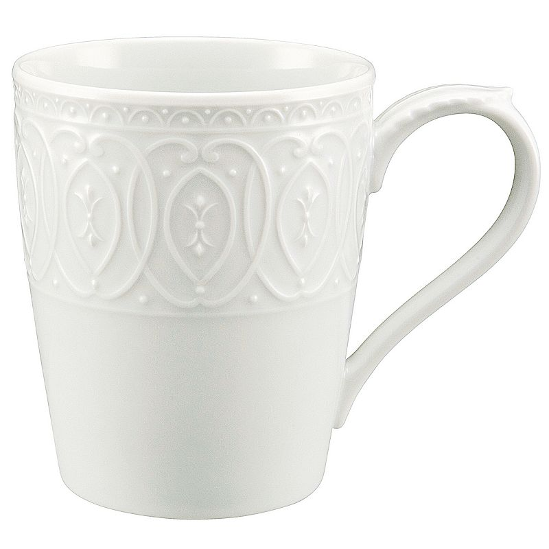Nikko Blanc Fleur Mug