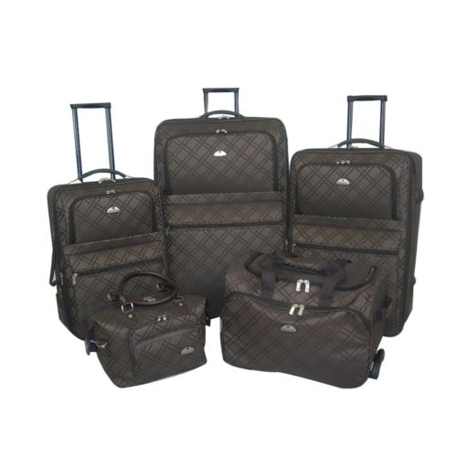 American Flyer Luggage, Pemberly 5-pc. Luggage Set
