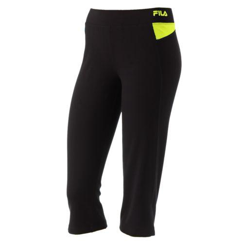 FILA SPORT® Focus Fitness Yoga Capris - Women's