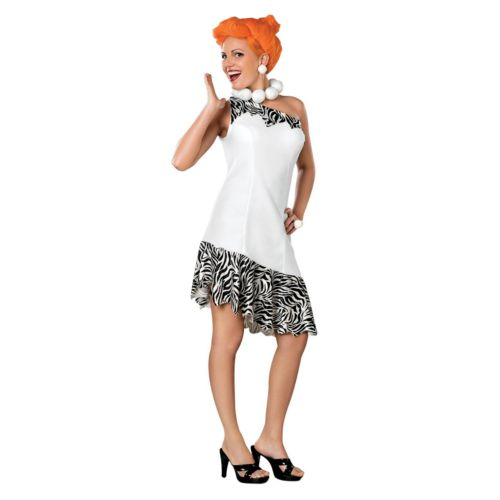 The Flintstones Wilma Costume - Adult Plus