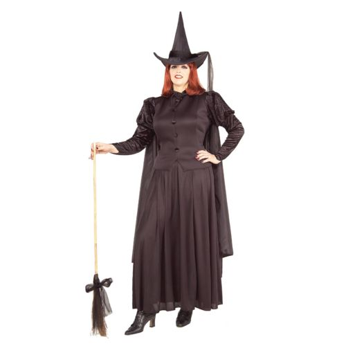 Classic Witch Costume - Adult Plus