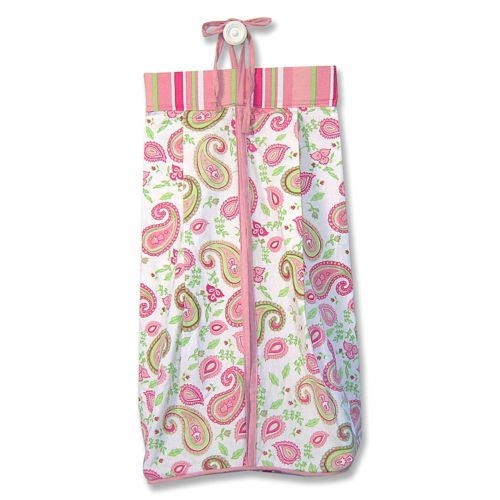 Trend Lab Paisley Diaper Stacker