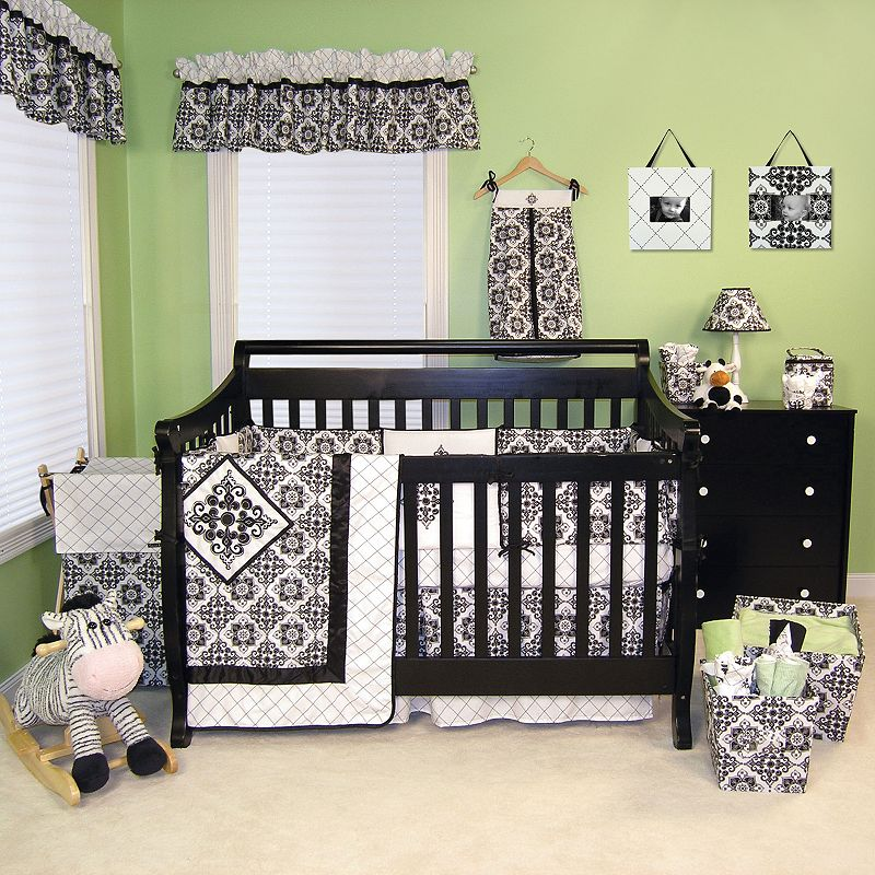 Trend Lab 4-pc. Versailles Crib Bedding Set
