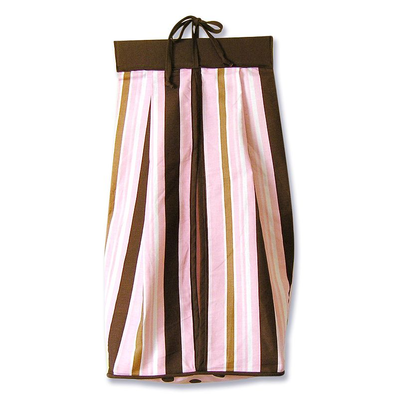 Trend Lab Striped Diaper Stacker