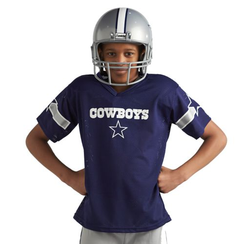 Franklin Dallas Cowboys Football Uniform - Kids