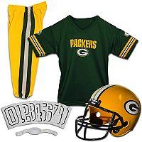 Franklin Green Bay Packers Football Uniform