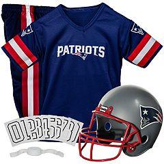 Franklin New England Patriots 3-pc. Football Uniform