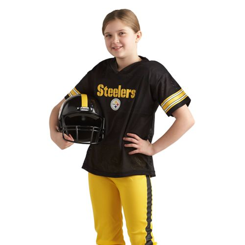 Franklin Pittsburgh Steelers 3-pc. Football Uniform