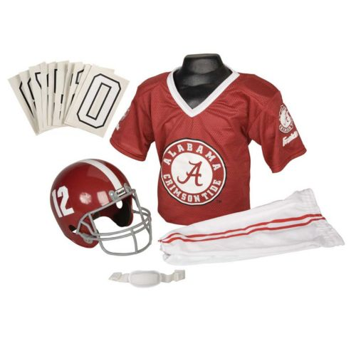Franklin Alabama Crimson Tide Football Uniform - Kids