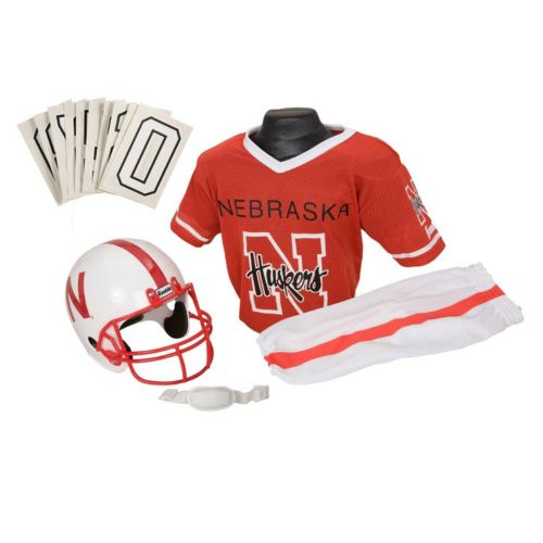 Franklin Nebraska Cornhuskers Football Uniform