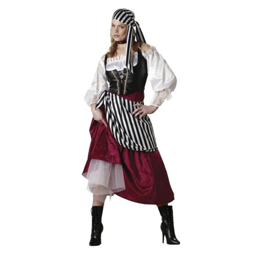 Pirate Costume - Adult