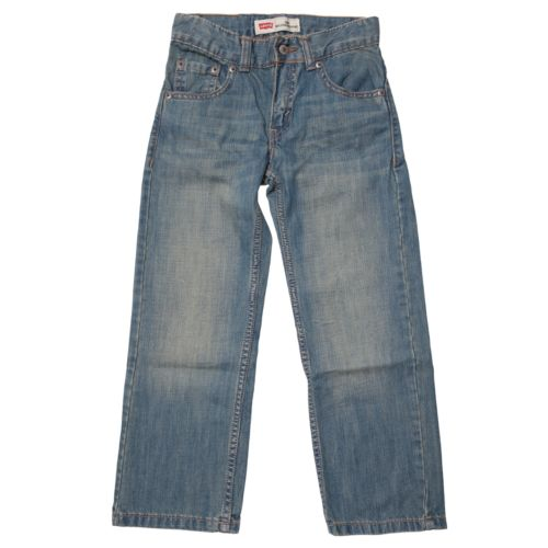 Levi's 505 Regular Fit Jeans - Boys 4-7x