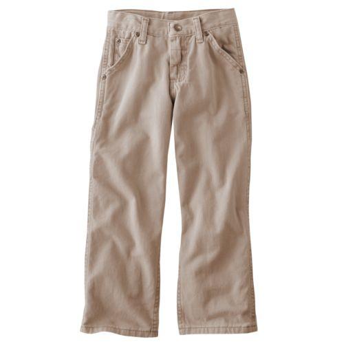 Lee Contractor Pants - Boys 4-7x