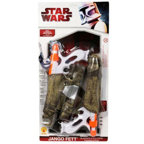 Star Wars Jango Fett Blaster and Holster Set - Kids/Teen/Adult
