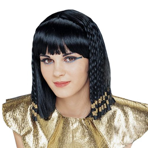 Cleopatra Costume Wig - Adult