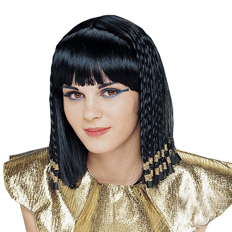 Cleopatra Costume Wig - Adult