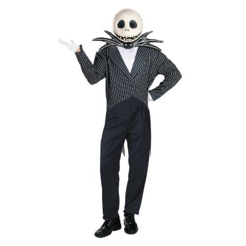 Disney The Nightmare Before Christmas Jack Skellington Costume - Adult