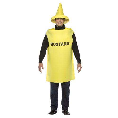 Mustard Costume - Adult