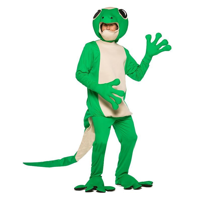 Gecko Costume - Adult