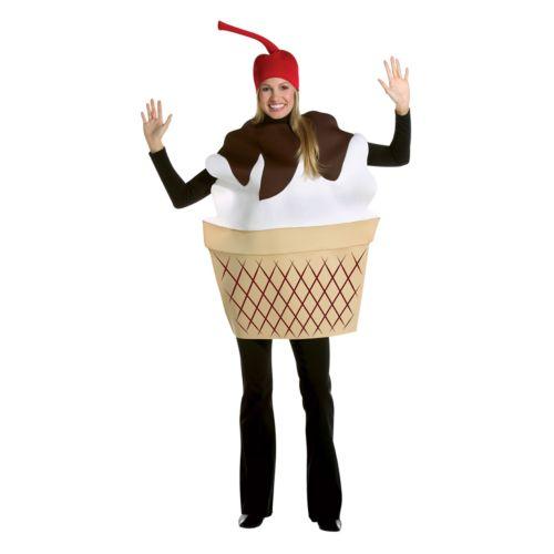 Ice Cream Sundae Costume - Adult