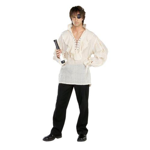 Fancy Pirate Costume - Adult