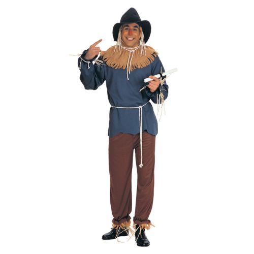 The Wizard of Oz Scarecrow Costume - Adult Plus