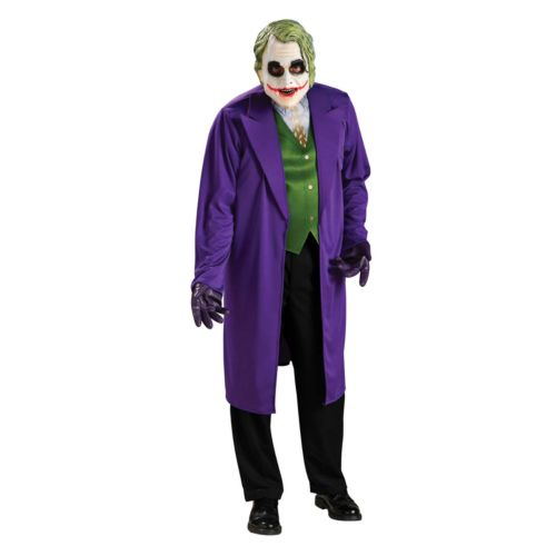 The Dark Knight Joker Costume - Adult