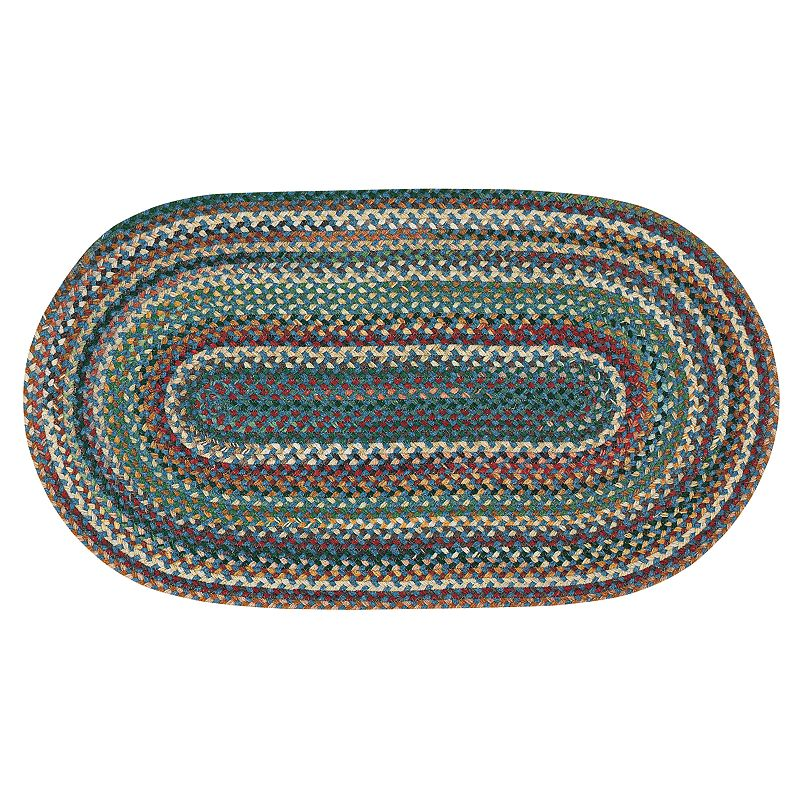 Capel Sherwood Forest Reversible Braided Rug - 8' x 11'