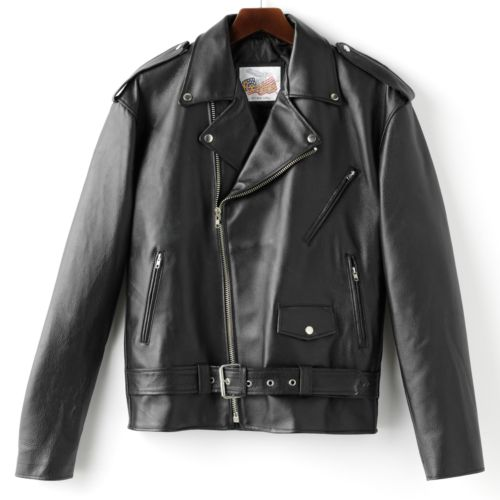 Big & Tall Excelled Leather Motorcycle Jacket