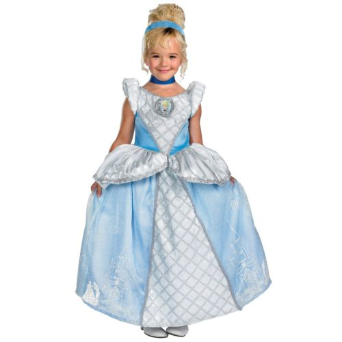 Disney Cinderella Costume - Kids