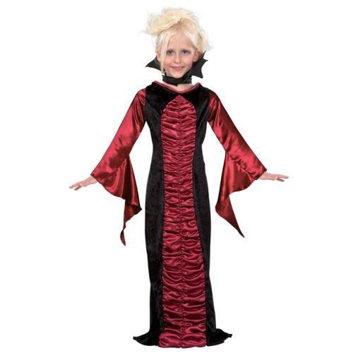 Gothic Vampire Costume - Kids