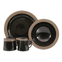 Sango Rustic Charcoal 5-pc. Completer Set