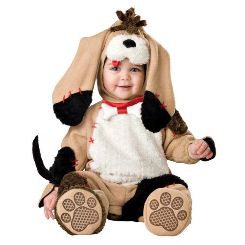 Precious Puppy Costume - Baby