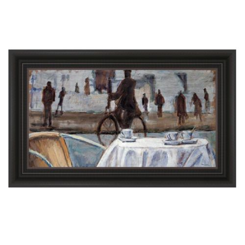 Bicycle Ride Framed Wall Art