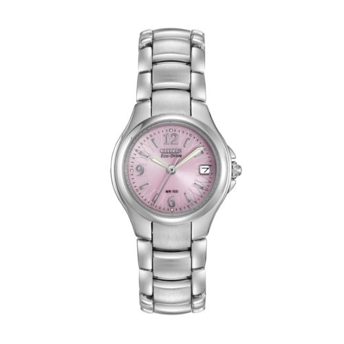 Citizen Eco-Drive Silhouette Sport Stainless Steel Watch - Women